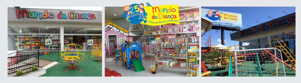 loja mundo da crianca